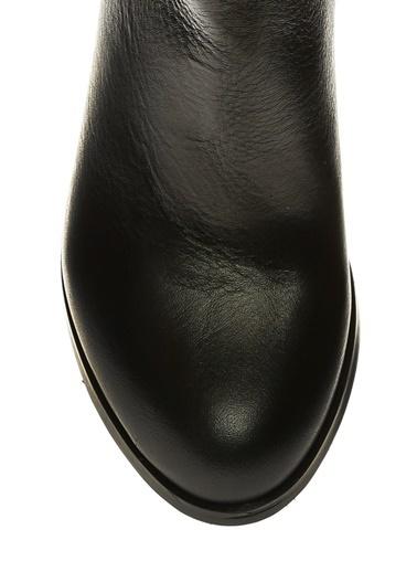 İnci Çizme Siyah